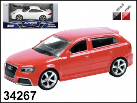 Машина Audi RS3 Sportback 4