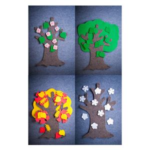 Конструктор Маленькое дерево (ковролин)