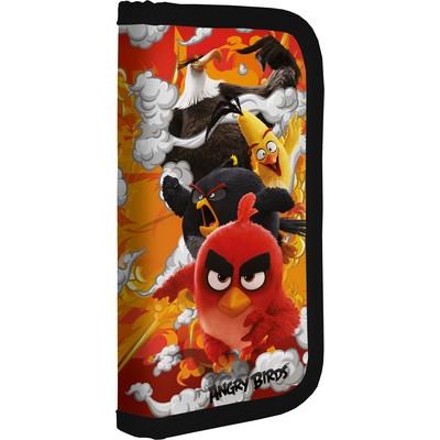Пенал 1 отд пуст Angry Birds Movie