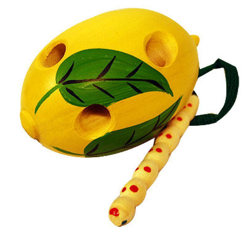 Игрушка Лимон-шнуровка