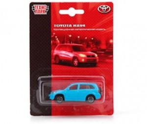 Машина Toyota RAV4 7,5см. метал.
