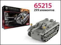 Конструктор World of Tanks Stug III Ausf.G 299 эл. пластмас.