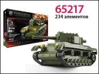 Конструктор World of Tanks КВ-85 234 эл. пластмас.