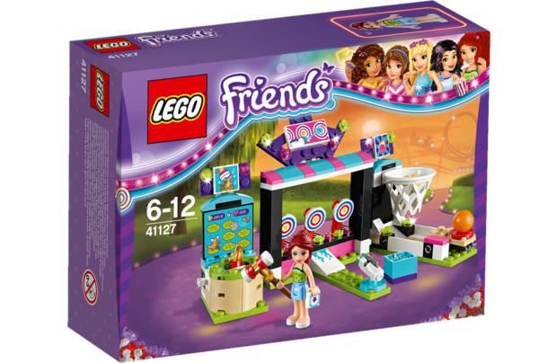 Конструктор Lego Friends Парк развлечений: игровые автоматы