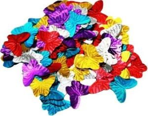 НГ Конфетти новогоднее бабочки 2,4*3,9см 15гр