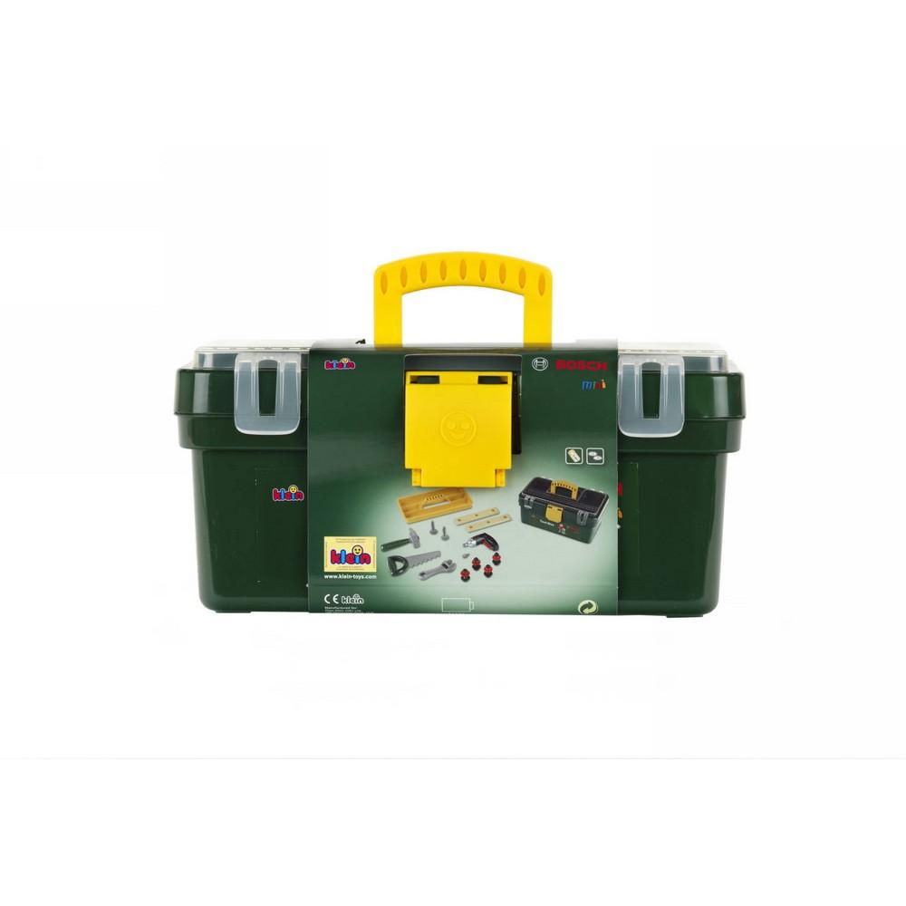 Большой кейс Bosch с инструментами (мини)