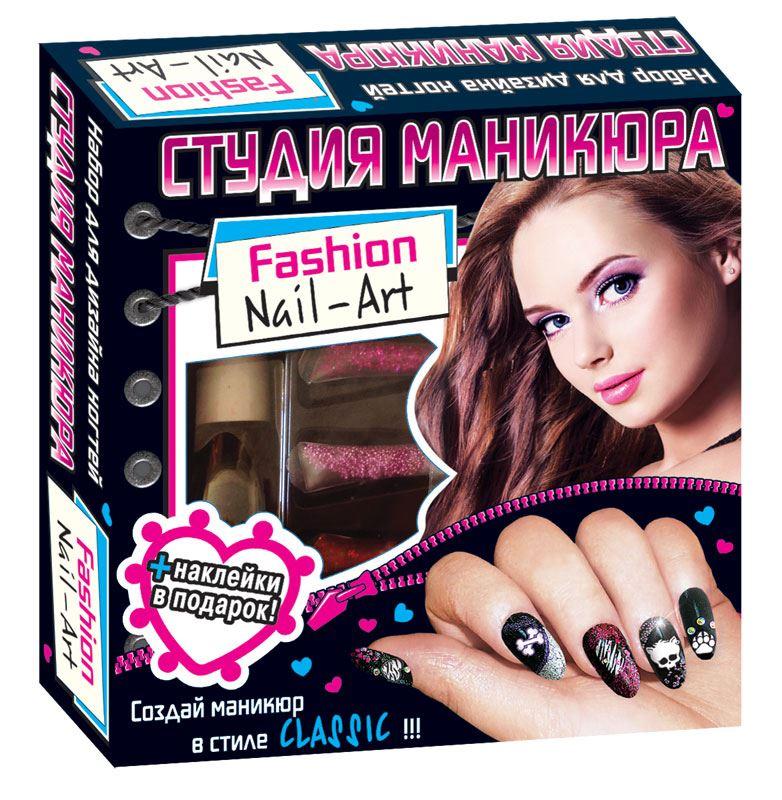 Студия маникюра Fashion Nail-Art Классик