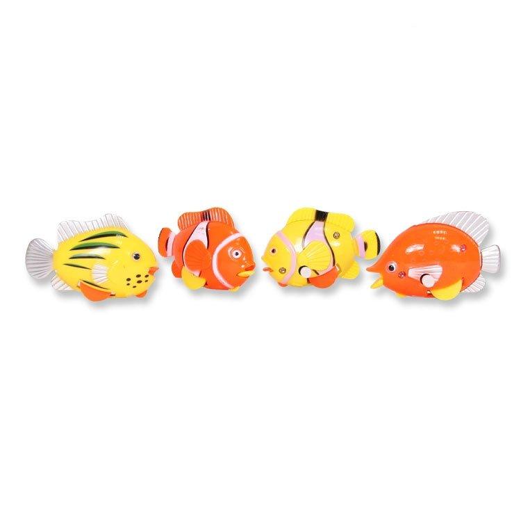 Заводная Рыбка