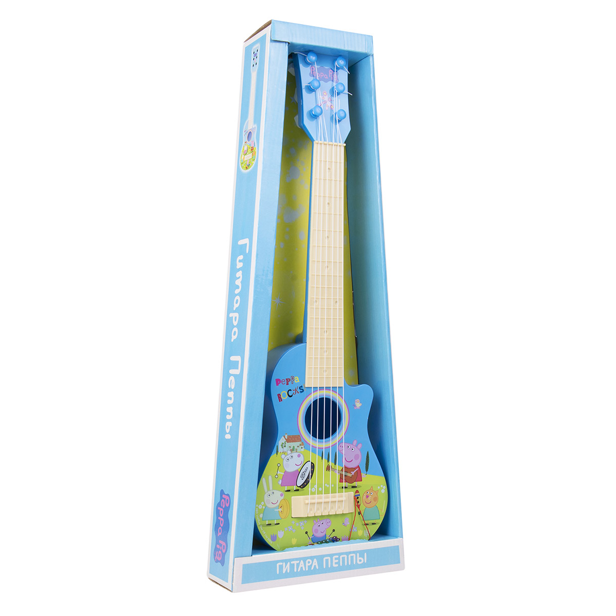 Гитара Пеппы