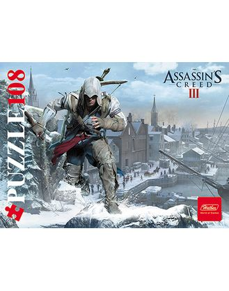 "Пазл 108 Assassin""s creed"