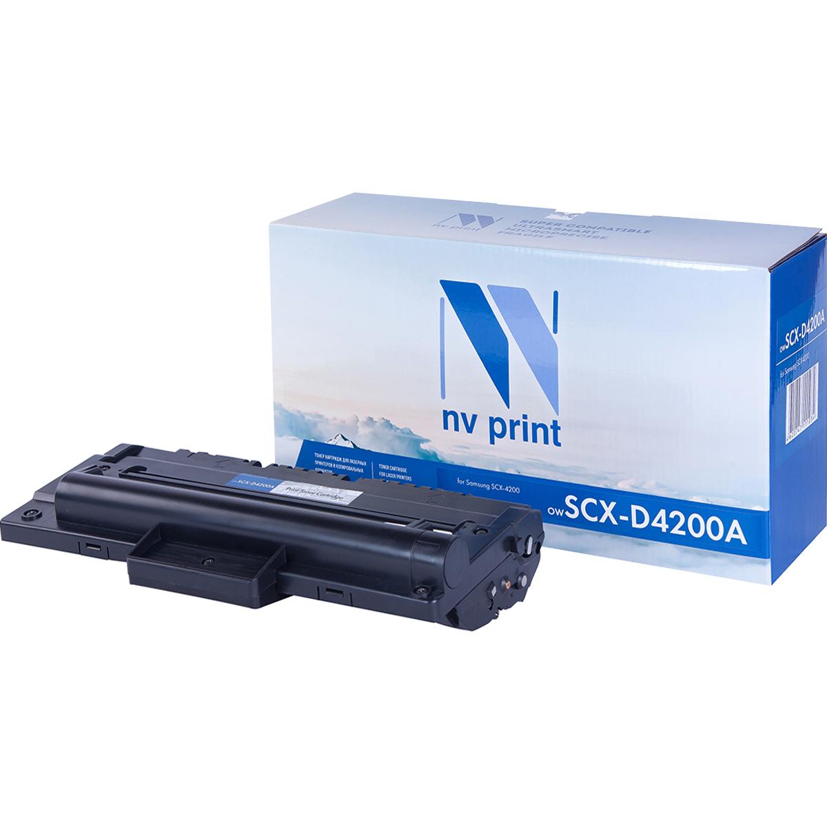 Картридж NVP совместимый Samsung SCX-D4200A