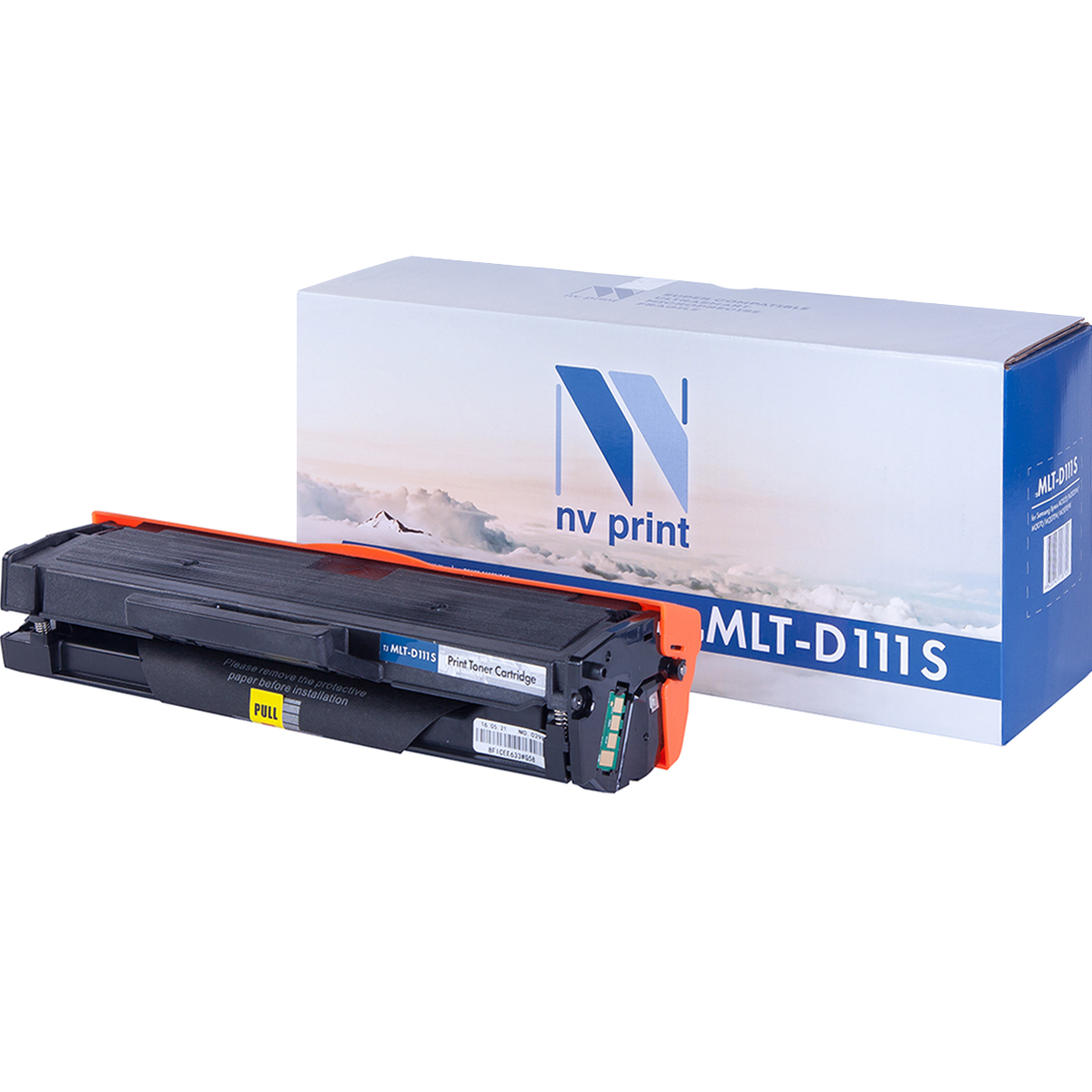 Картридж NVP совместимый Samsung MLT-D111S