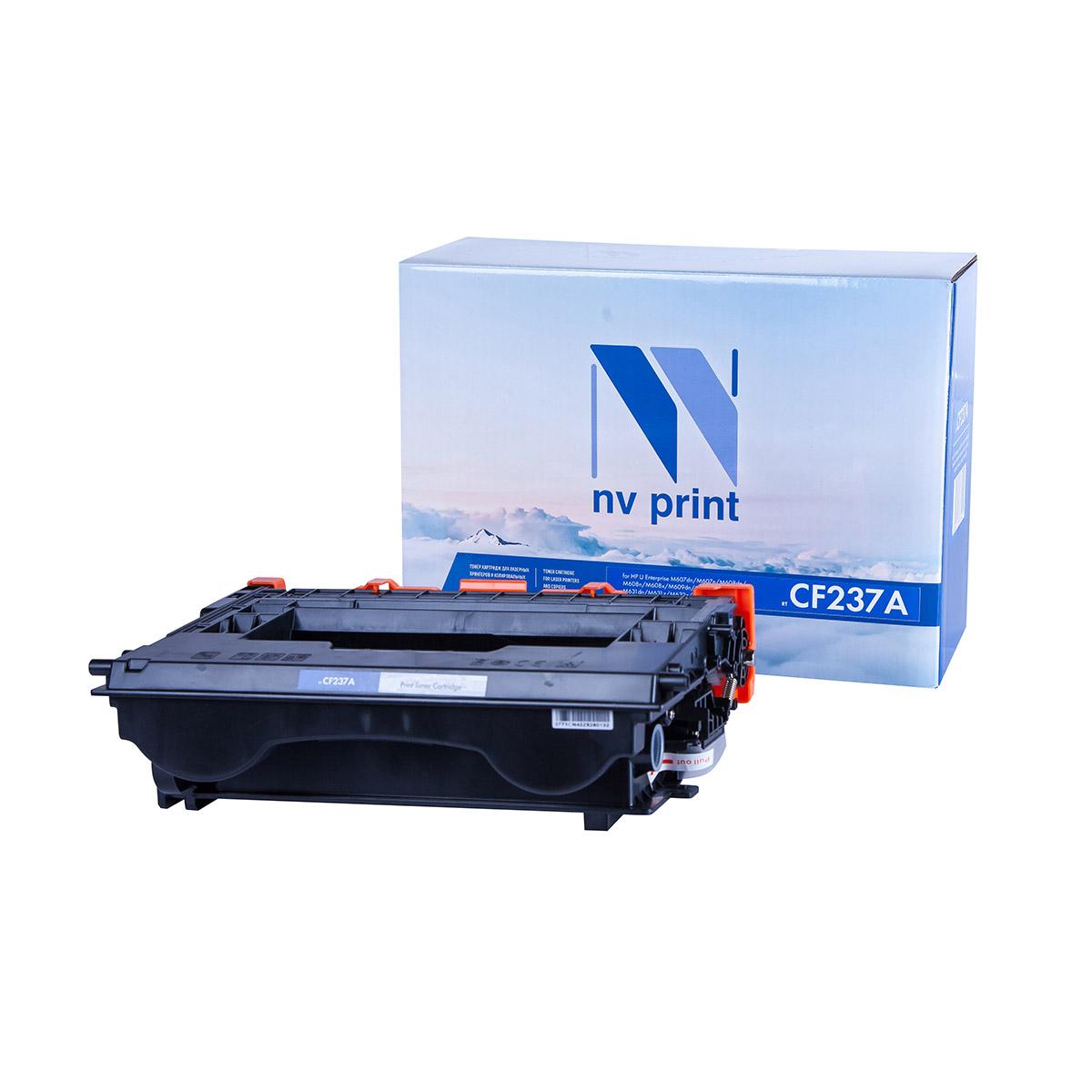 Картридж NVP совместимый HP CF237A