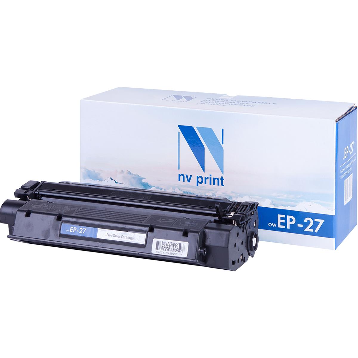 Картридж NVP совместимый Canon EP-27