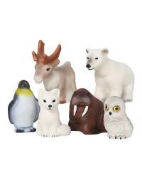 из ПВХ Животные Арктики и Антарктики