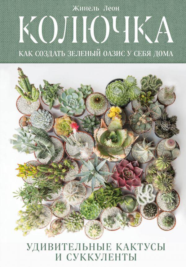 Колючка: Как создать зеленый оазис у себя дома. Удивительные кактусы и сукк
