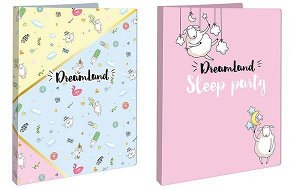 Папка-скоросшиватель Expert Complete Dreamland цвет в ассорт. 0,5мм с