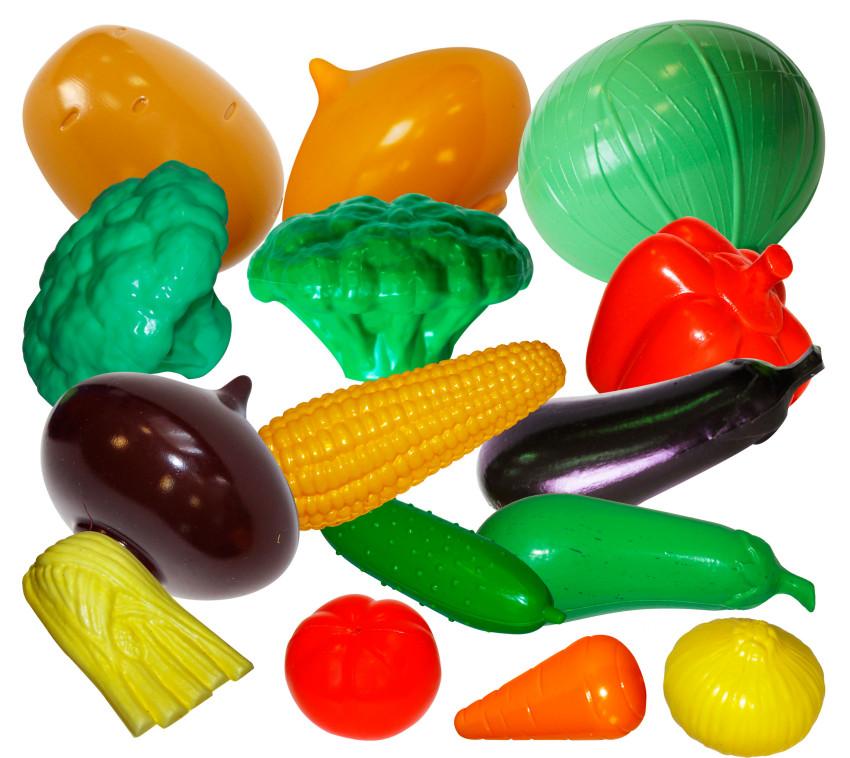 Набор продуктов Большой набор овощей
