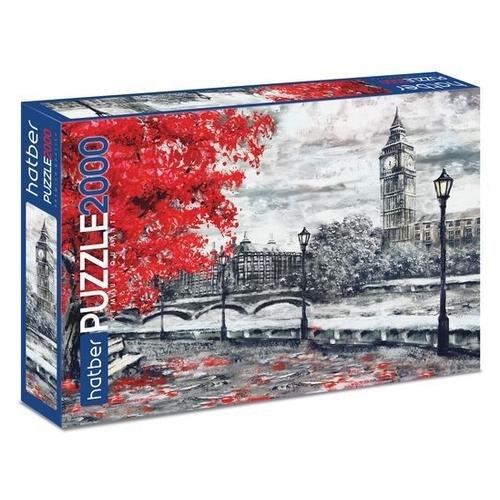 Пазл 2000 Осенний Лондон