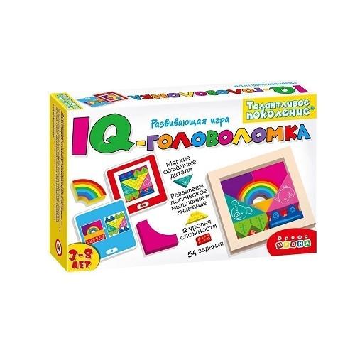 Игра Логическая IQ-головоломка