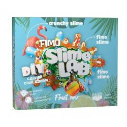 Набор для исследования Slime Lab Fimo Фрут микс