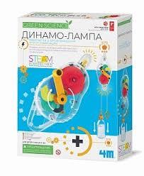 Набор для исследования Динамо-лампа