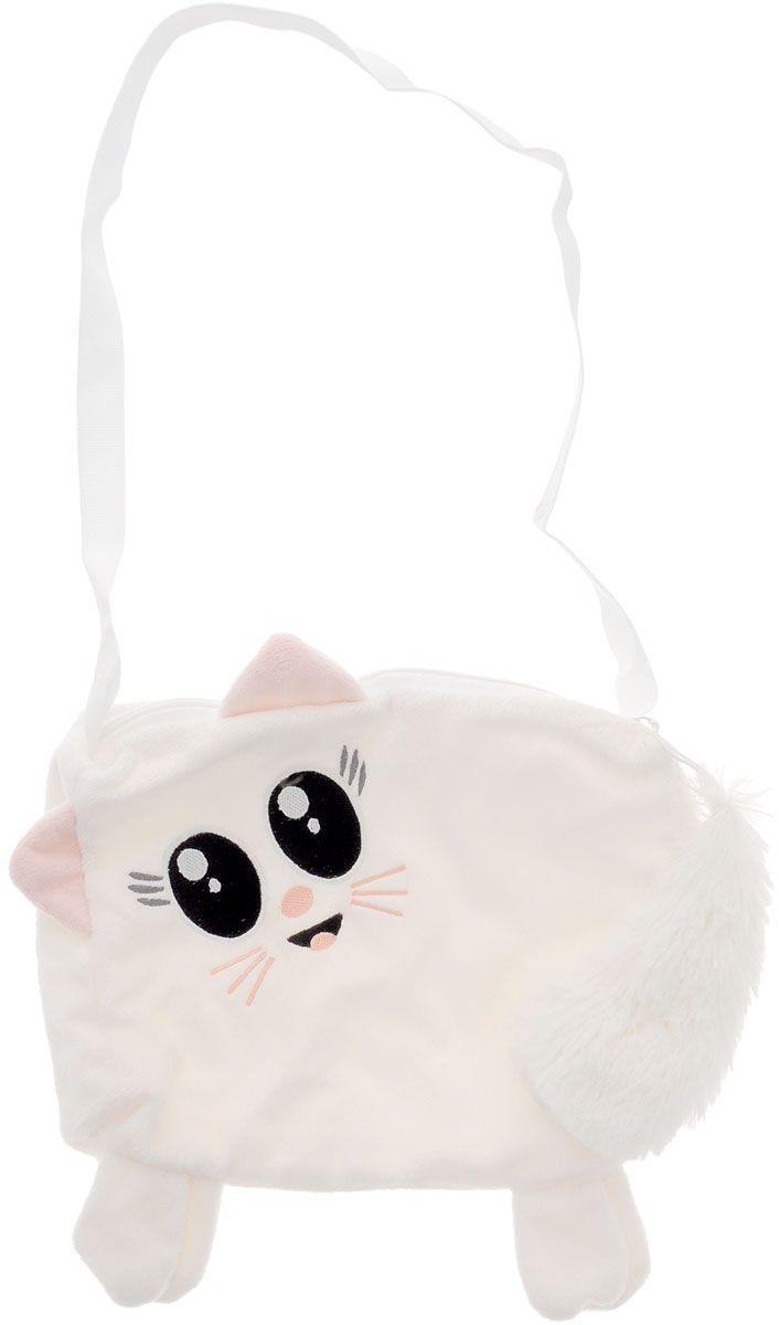 Сумочка Кошка мягконаб.