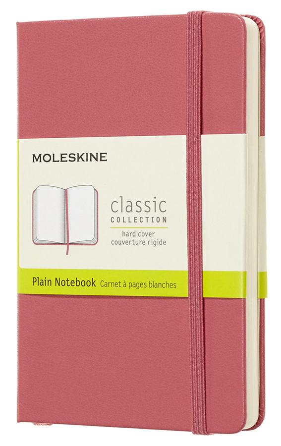 Блокнот А6 192л Moleskine Classic Pocket розовый