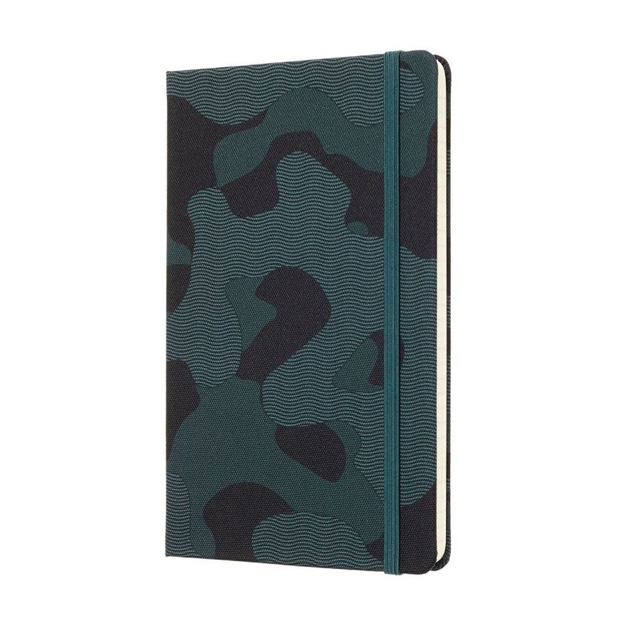 Блокнот А5 240л Moleskine Limited Edition Blend зеленый