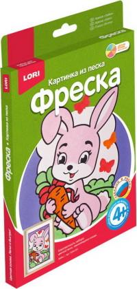 Творч Фреска Зайка