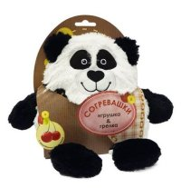 Мягконабивная Грелка-Игрушка Панда 19см