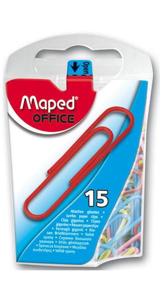 Диспенсер д/скрепок Maped + 15 скрепок