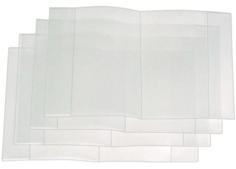 Обложка А4 для журнала прозрачная 100мкр 300*450