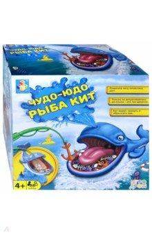 Игра Настольная ЧУДО-ЮДО рыба кит