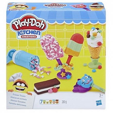Play-Doh Создай любимое мороженое 280гр. МАХ СКИДКА 15% РОЗНИЦА
