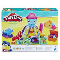 Play-Doh Веселый Осьминог МАХ СКИДКА 15% РОЗНИЦА