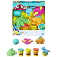 Play-Doh Малыши-Динозаврики 168гр. МАХ СКИДКА 15% РОЗНИЦА