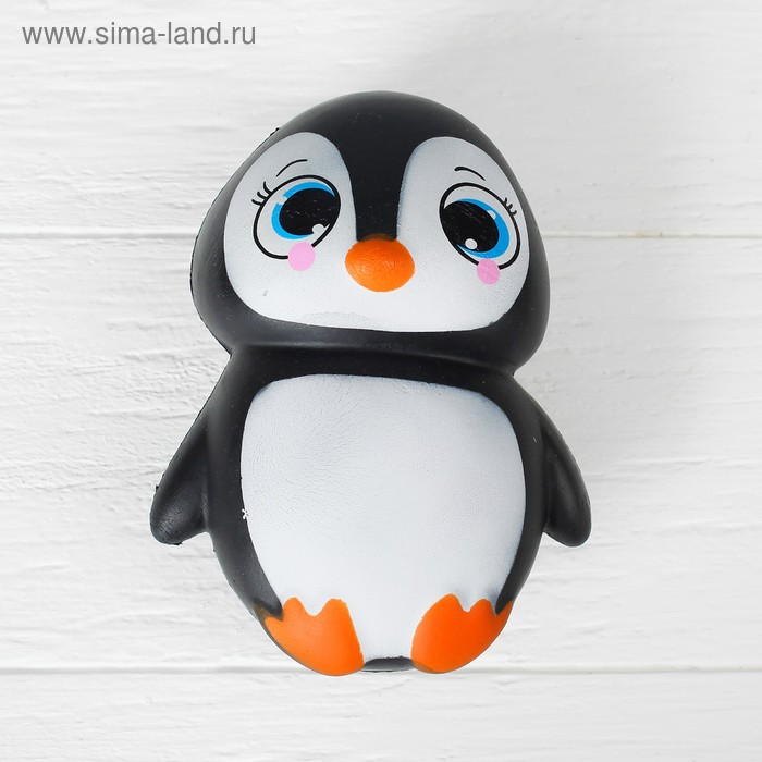 Мялка сквиши Пингвинчик