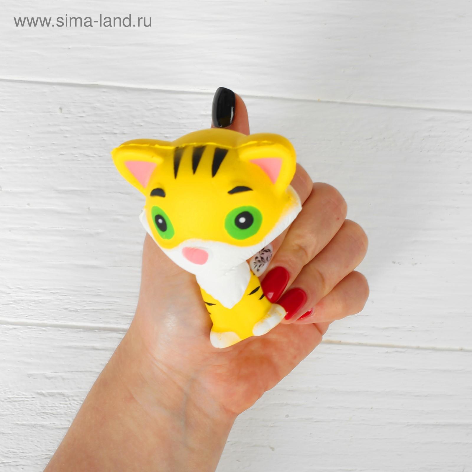 Мялка сквиши Тигр