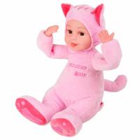 Кукла Пупс Пикабу с мягким телом 28см озвуч.