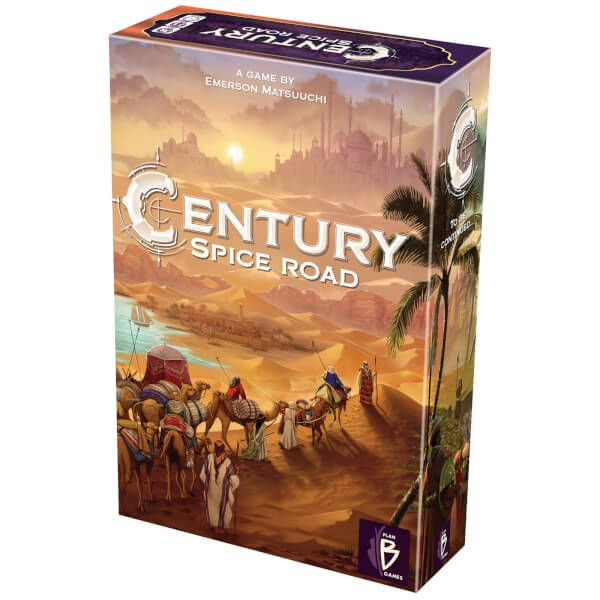 Настольная Century Пряности Spice Road