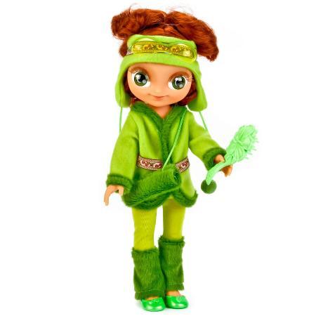 Кукла Карапуз Маша 33см, озвуч., в зимней одежде