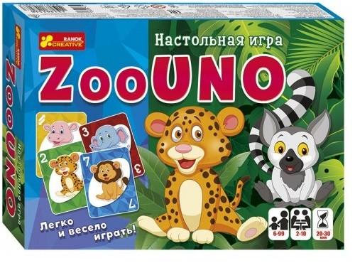 Игра Настольная Зооуно