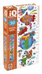 Пазл Maxi 30 Ростомер Мой воздушный шар