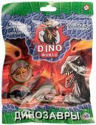 Фигурка Динозавра Dino World 12см