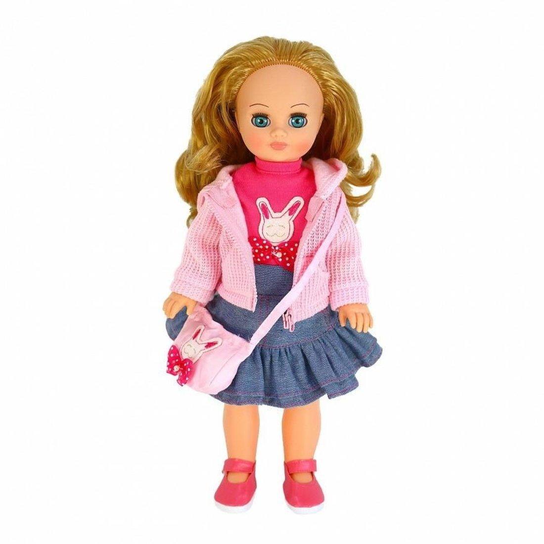 Кукла Лиза Нежный сентябрь 42 см