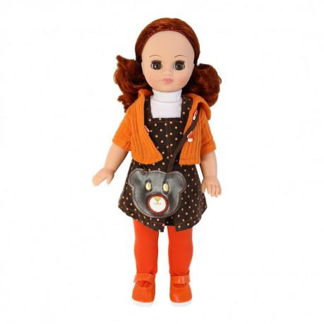 Кукла Лиза Оранжевое настроение 42 см