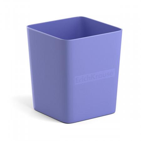Подставка д/пиш. принадл. Стакан EK Base, Pastel, фиолетовый