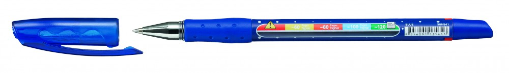 Ручка шариковая Stabilo Exam Grade синяя 0,7мм для экзаменов