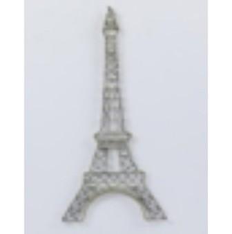 Творч Стринг-Арт Картина из гвоздей и ниток 20*30 Эйфелева башня